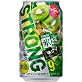 キリン 氷結ストロング キウイ 350ml×24缶