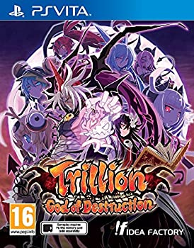 Trillion   God of Destruction  Playstation Vita