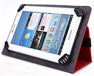 Craig Electronics CMP759 7 Inch Tablet Case - UniGrip Edition - RED