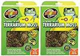 Zoo Med Laboratories Terrarium Moss 30-40 Gallons - CF2-X