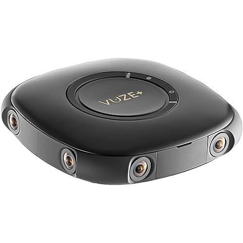 Vuze Plus 360Grados con 3D cámara VR Photo/Video Bluetooth/WiFi Negro