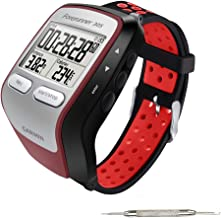 Five Star Online Replacement Band Compatible with Forerunner 205/305 Watch, Silicone Quickly Release Watch Bands Strap Strip for Forerunner 205/305 205 GPS Receiver Sports Watch