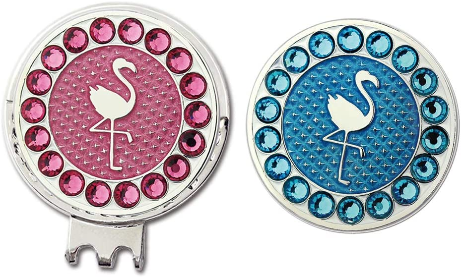 Myartte Golf Ball Marker Great Gift 5% OFF Sales Hat Clips