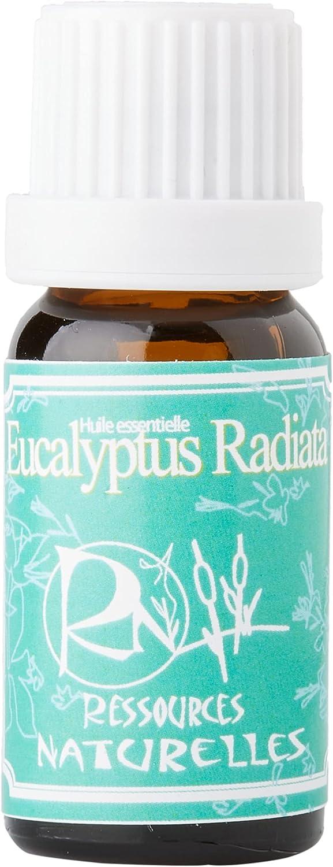 Ressources Naturelles Eucalipto Radiata Aceite Esencial 10 ml