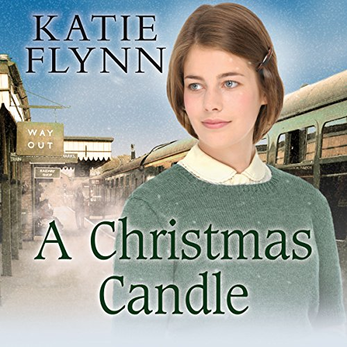 A Christmas Candle audiobook cover art