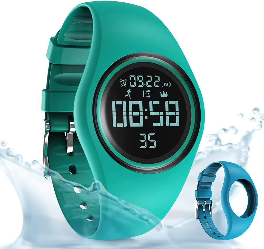 synwee Sports security Fitness Free shipping Tracker Non-Blueto IP68 Waterproof Watch