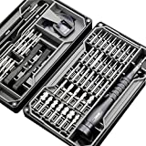 GYY Set De Destornillador De Precisión 73 En 1 Magnético Torx bit Tornillo De bit Ratchet bits MultiSools Reparación De Teléfonos Móviles Herramientas De Mano