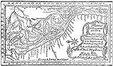 The Poster Corp Map of Peru 1792. Kunstdruck (45,72 x 60,96