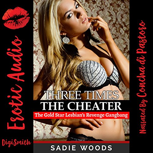 Three Times the Cheater cover art