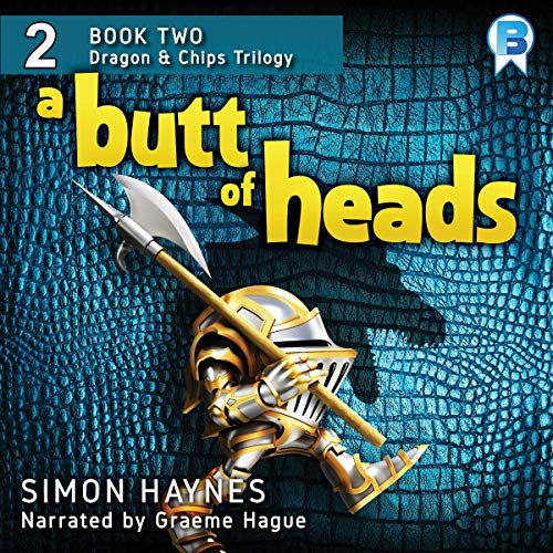 A Butt of Heads cover art