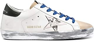 Golden Goose Luxury Fashion Donna GWF00101F00013280219 Bianco Pelle Sneakers   Ss21