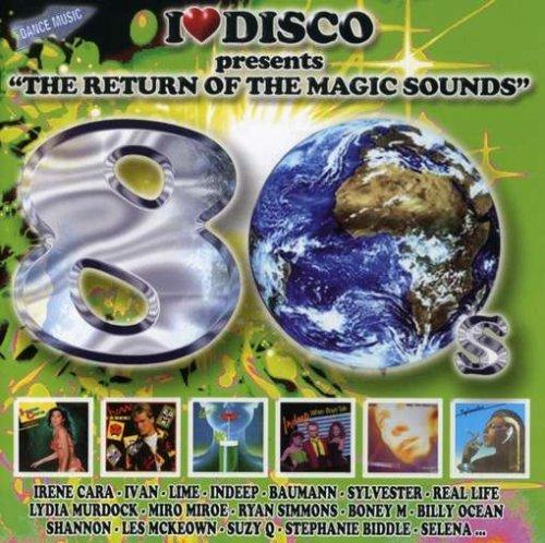 I Love Disco 80s Vol.4