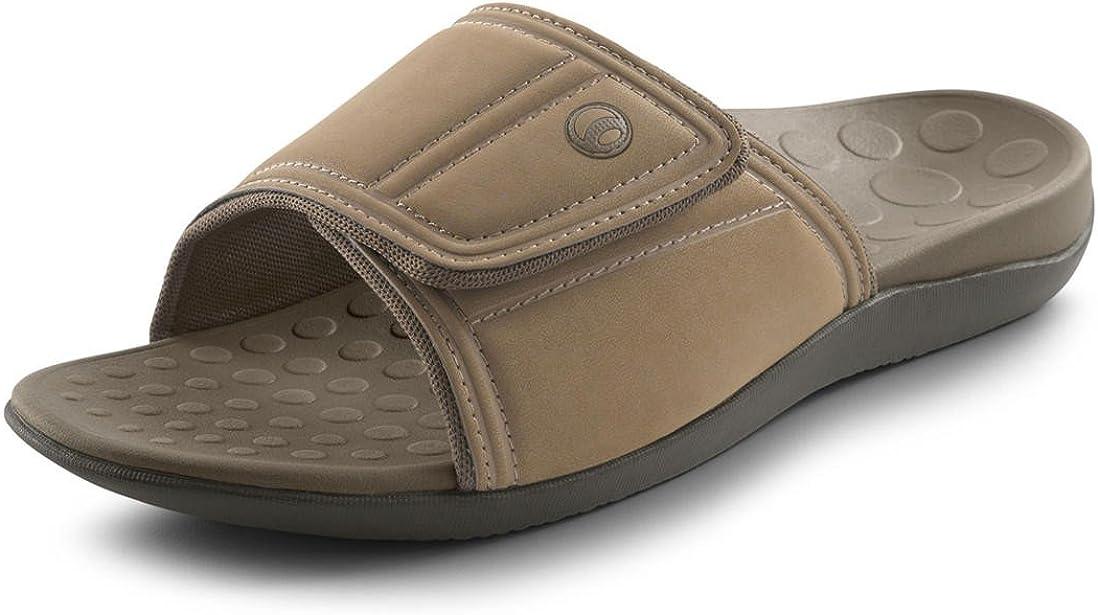 Vionic Kiwi Slide Many popular brands Sandal - Or Unisex Max 79% OFF Concealed with