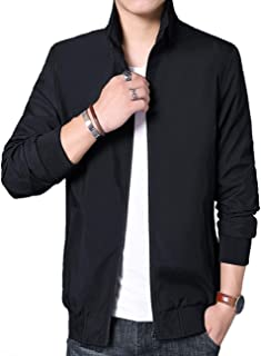 ジャケット メンズ 秋冬 コート ブルゾン 裏起毛 カジュアル ビジネス 防風防寒 おしゃれ 無地 おおきいサイズ