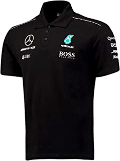 abdabc6ea Mercedes AMG ® F1 Polo Sponsor Hugo Boss - Taille S (Small) - 141171042