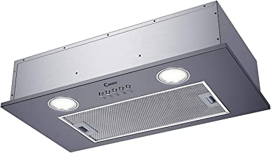 Candy CBT625/2X 60 cm Telescopic Cooker Hood - Stainless Steel - B Rated