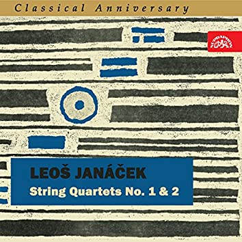 Janáček: String Quartets No. 1 and 2