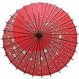 踊り傘 日傘 和傘 舞踊 桜吹雪 和風 コスプレ レイド