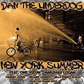 New York Summer (feat. One Vizun, Marshay Logan, Hannah Johns, Melanie Gunner & Milla Pinney Scales)