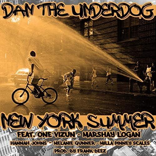 Dan the Underdog feat. One Vizun, Marshay Logan, Hannah Johns, Melanie Gunner & Milla Pinney Scales