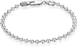 Best oxidized sterling silver bracelet Reviews