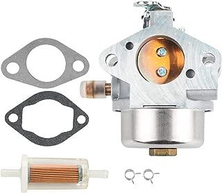Carburetor Carb Parts Kit for John Deere STX38 Black Deck STX46 13HP 14HP 15HP Only Kohler Engine Lawn Mower AM121863