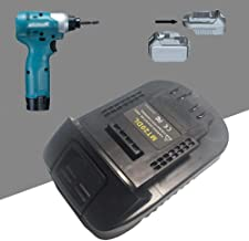 OUKA Dire-wolves USB Charger For Makita 18V Lithium-ion Battery,MT20DL Adapter For DEWALT 20V MAX Lithium Cordless Power T...
