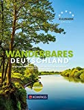 Wanderbildband Wanderbares Deutschland: Mit großer Deutschlandkarte zum Herausnehmen und GPX-Tracks zum Download. (KOMPASS-Bildbände und Ratgeber, Band 1405)
