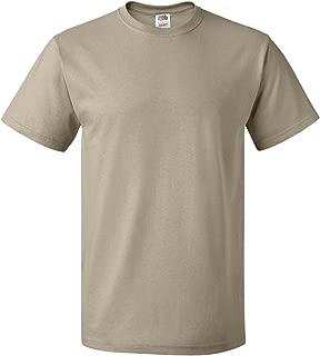 Adult 5 Oz HD Cotton T-Shirt - White - 5XL - (Style # 3931 - Original Label)