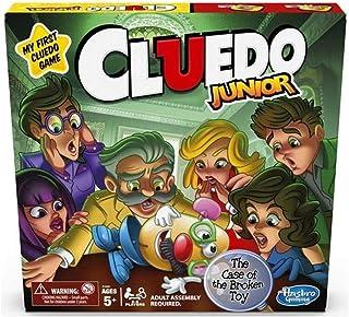 لعبة كليدو جونيور 38712 من هاسبرو