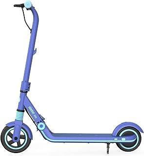 سكوتر كهربائي قابل للطي سيغواي E8 للأطفال بمحرك 130 وات 14 كم/ساعة، أقصى سرعة 2550 مللي أمبير/ساعة، بطارية 55.08 وات في ال...
