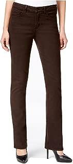 Women's Petite Embellished-Pocket Boot Pants