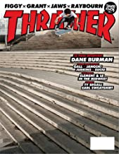 thrasher magazine subscription