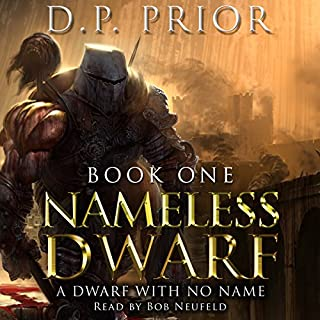 A Dwarf With No Name cover art