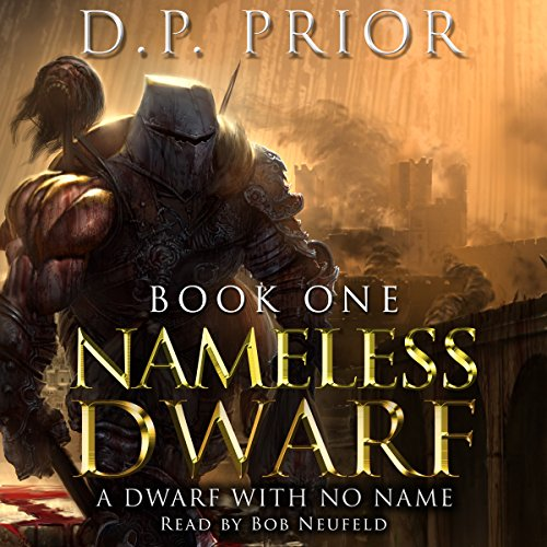 Couverture de A Dwarf With No Name