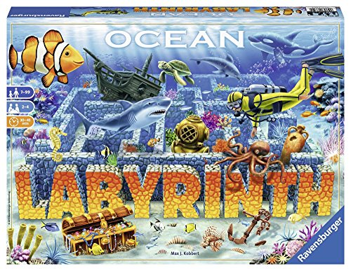 Image of the Ravensburger Ocean Labyrinth