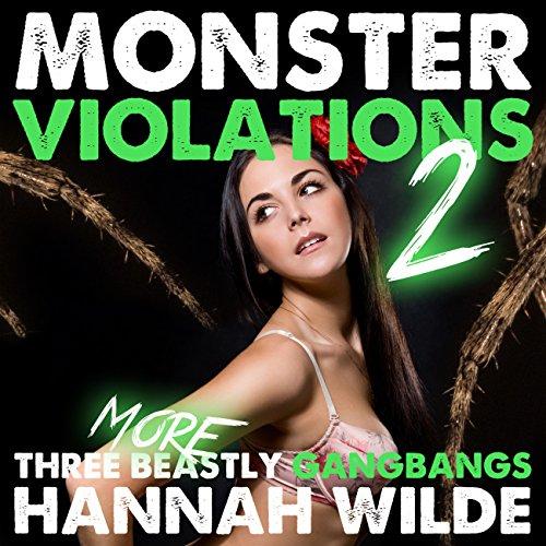 Monster Violations 2 audiobook cover art