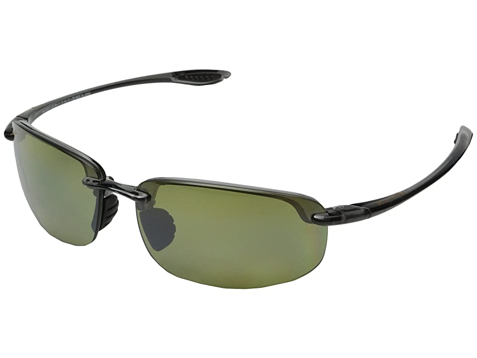 Maui Jim Hookipa Reader Universal Fit 1.50 (Smoke Grey/Maui HT) Sport Sunglasses
