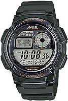 ساعة من كاسيو للرجال AE-1000W-3AVDF-اخضر
