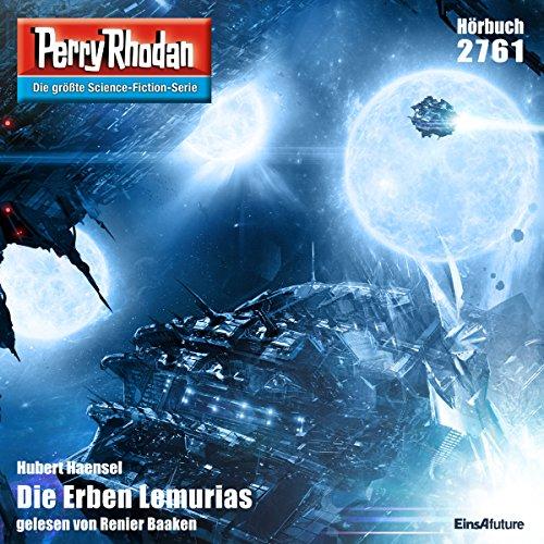Die Erben Lemurias (Perry Rhodan 2761) Titelbild