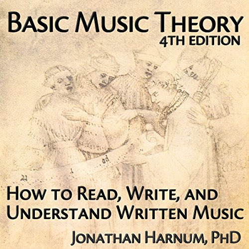 Basic Music Theory, 4th Edition audiobook cover art