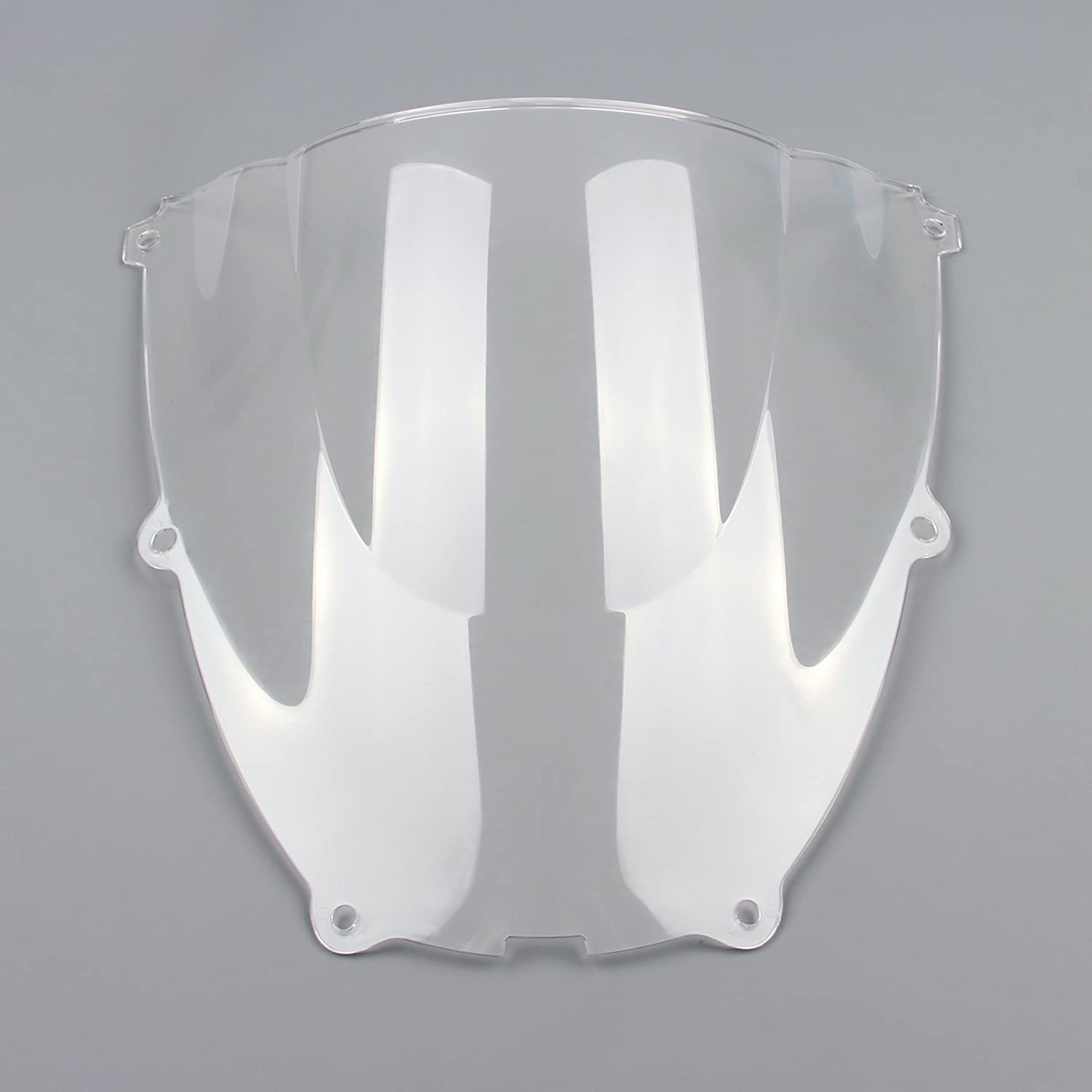Areyourshop Windshield WindScreen Double Max 69% OFF For Bubble YZF60 Yamaha Seattle Mall