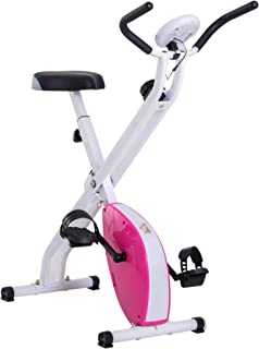 fghfhfgjdfj Exercise Bike Home Gym Bicycle Cycling Calorie Fitness Training Slimming Body-Building Device Walking Stepping Machine