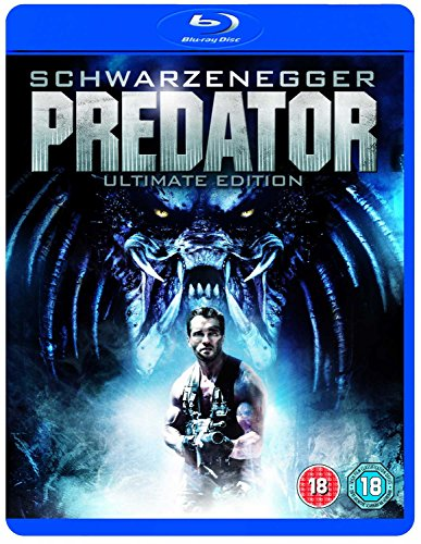 Predator (Ultimate Edition) [Blu-ray] [1987]