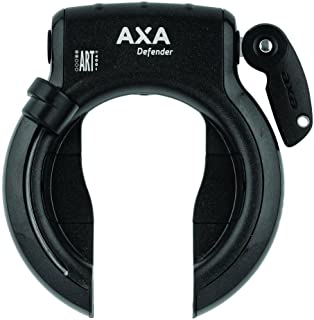AXA Defender'' Frame Lock-Black