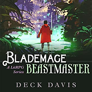 Blademage Beastmaster cover art