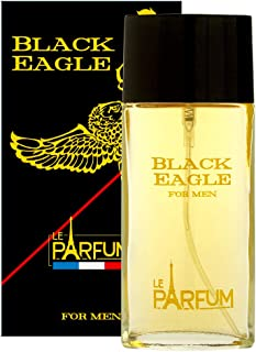 Le Parfum de France Black Eagle Eau de Toilette Hombre 75 ml