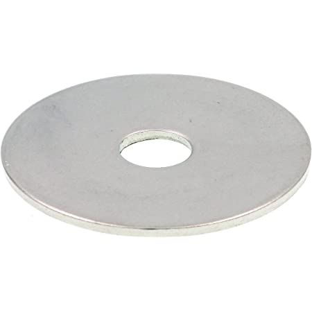 "Fender Washer 5//16 X 1-1//2/"" Zinc 10 lb QTY:324"