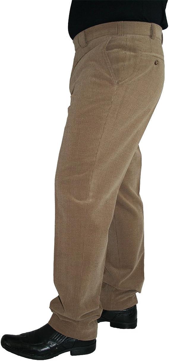 Meyer Roma Trevira Pantalon en laine Bleu marine Bleu Marine