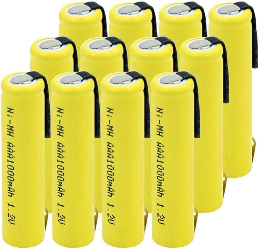 SDHJ Rechargeable Battery Nimh New Shipping Free AAABattery 1000M Same day shipping 1.2V